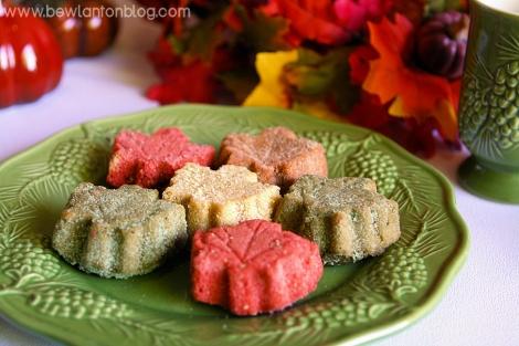 Plate of Mini Cakes